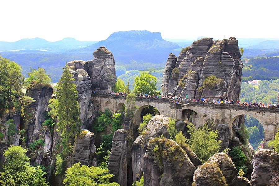 Basteibrücke Sächsiche Schweiz